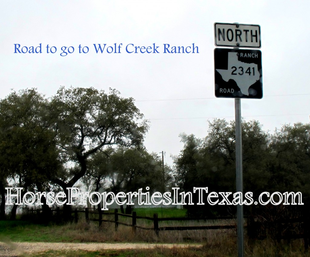 Wolf Creek Ranch Burnet TX